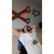 Haircut, Beard Shaving, Face Mask And Massage Mahmutlar, Cadde Kuaför