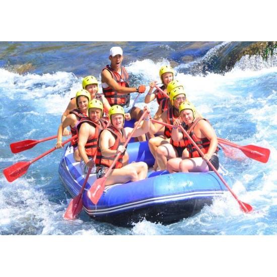 Rafting and Buggy Safari From Alanya