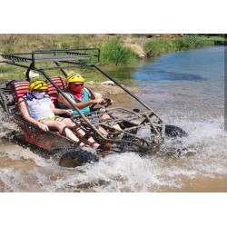 Alanya Buggy Safari Tour| Buggy Safari Adventure in Alanya