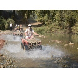 Quad Safari Tour Alanya | Quad Safari at the Taurus Mountains