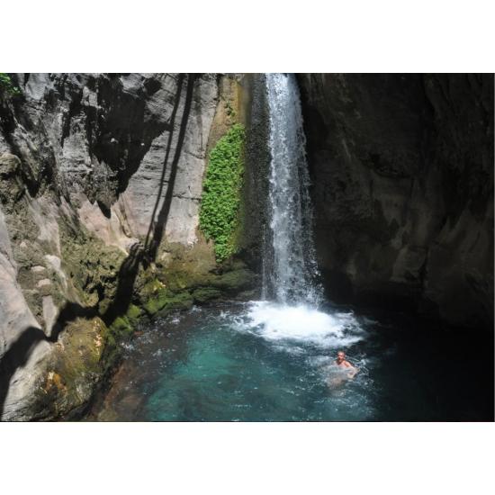 Sapadere Canyon Tour Alanya