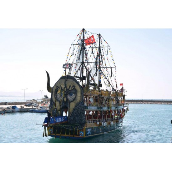 Alanya Boat Trip | Alanya Yacht Tour