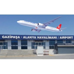 Sunset Bay Sitesi Mahmutlar Gazipasa airport transfer, taxi, shuttle