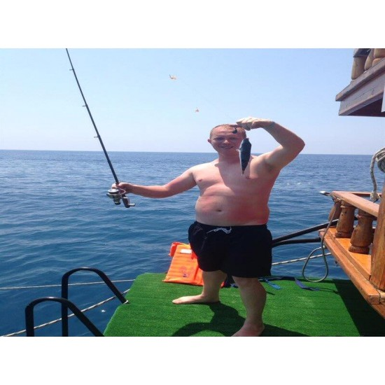 Alanya Fishing and Snorkeling Tour